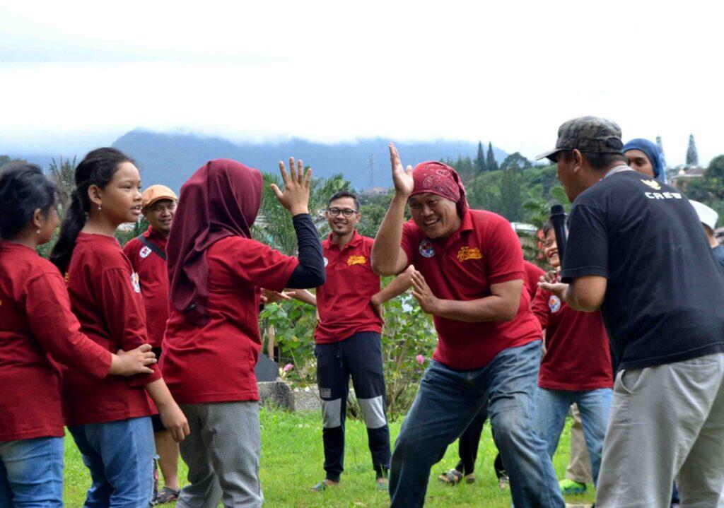 paket outbound puncak hadena indonesia