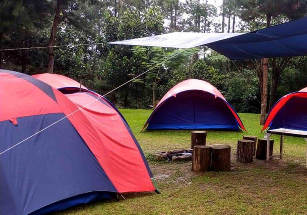 tempat camping di puncak bogor jawa barat