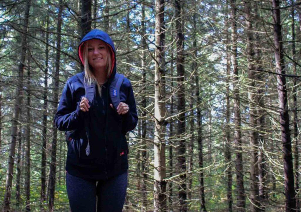 hiking di puncak