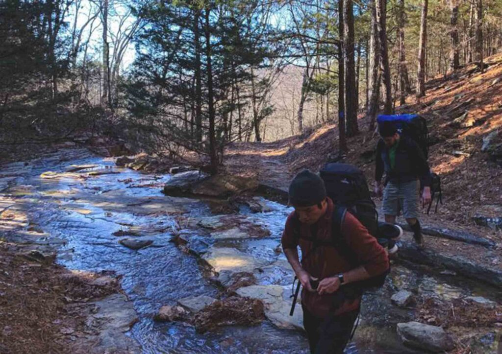 tempat hiking di bogor