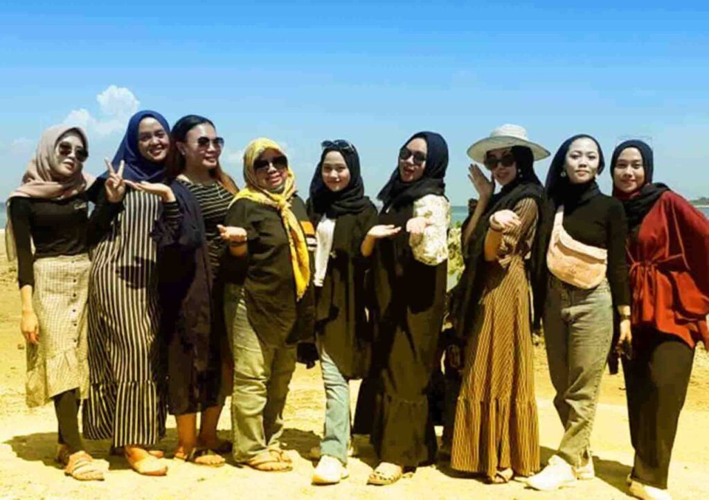 hadena indonesia gathering experience