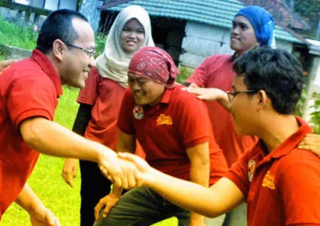hadena indonesia training experience