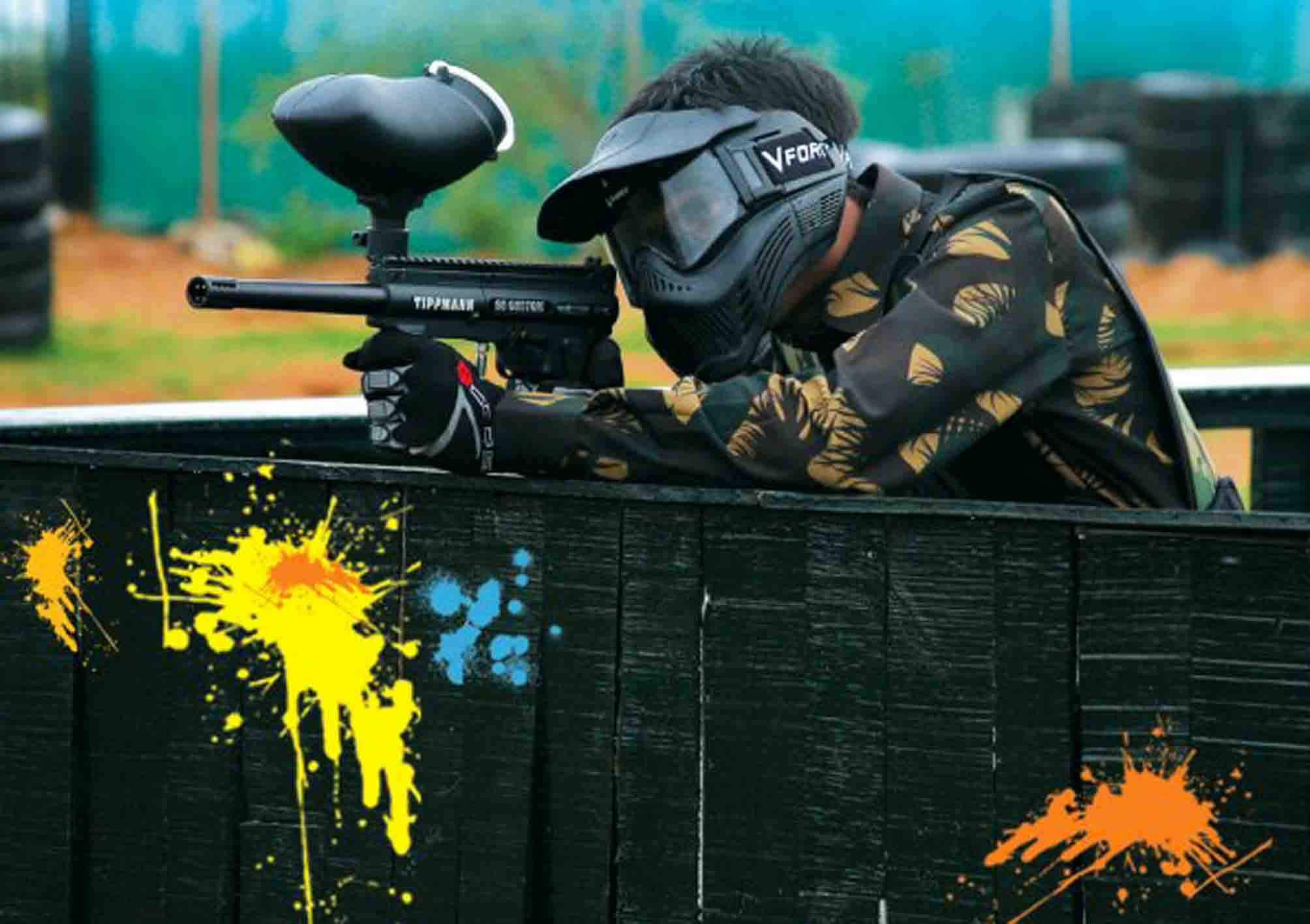 hadena paintball games