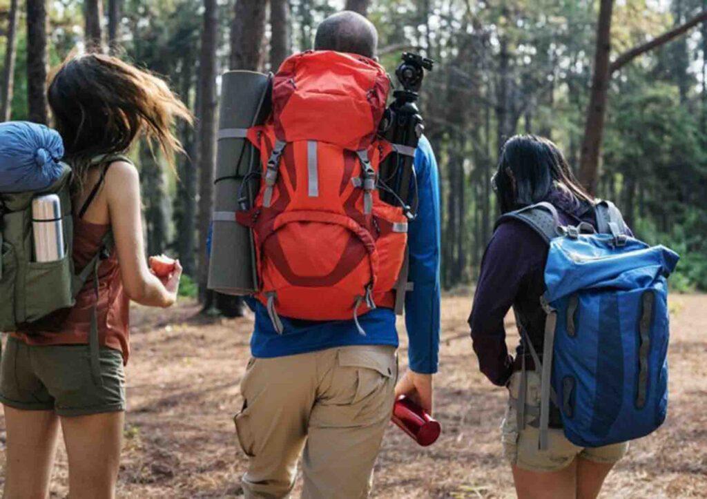 jalur hiking