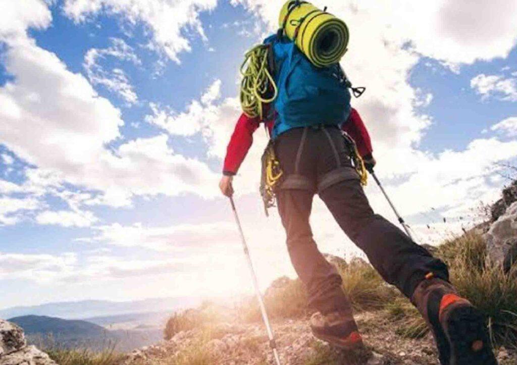 tempat camping, trekking dan hiking di puncak bogor