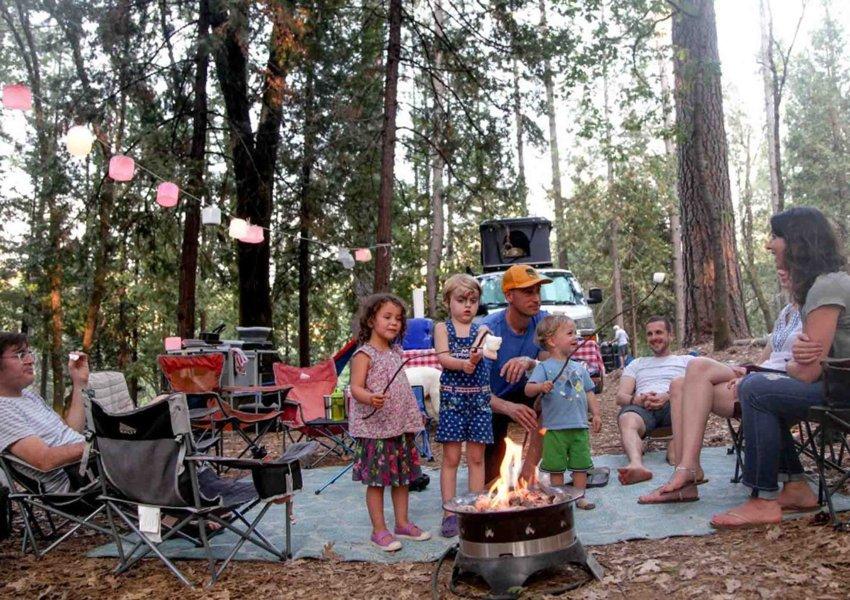 camping ground di puncak