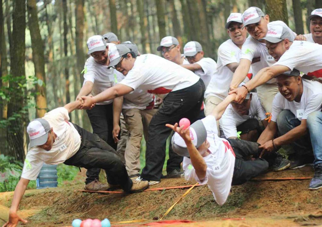 hadena indonesia outbound experience