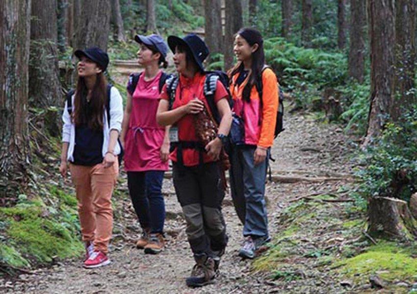 pengertian hiking, trekking dan tempatnya di sentul