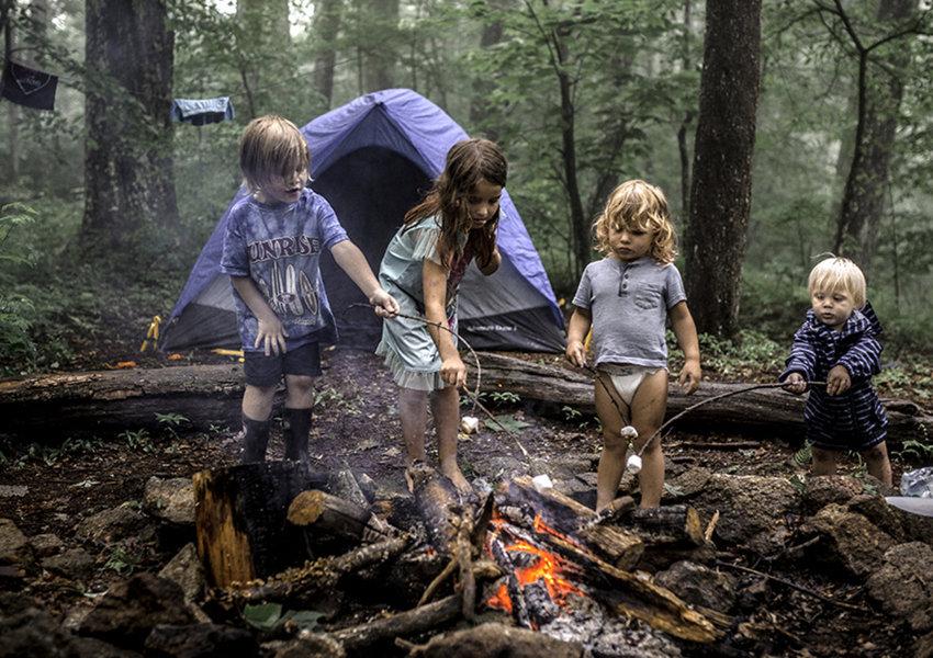 wisata camping di puncak