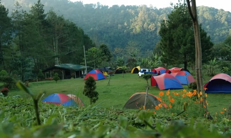 samara camping ground